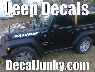 Best Jeeps Images On Pinterest Jeep Decals Jeeps And Jeep Life - Custom windo decals for jeepsjeep wrangler side decals and stickers jeep gear partsmods