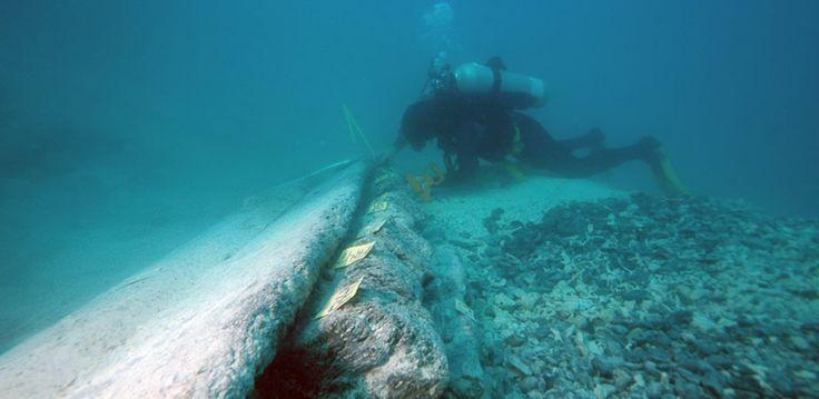 Maritime Archaeology   marine archaeology excavation equipment water dredge - Szukaj w Google