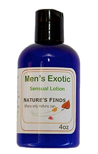 Men's Exotic Sensual Massage Lotion. Perfect for VALENTINE'S DAY Gift. Aphrodisiac Lotion to Inspire Joy, Pleasure and Romantic Passion with Seductive Massage Cream. An Alluring Aroma Is Achieved with Our Special Blend of Essential Oils. Enhance Your Relationship with Intimacy, Romance, Affection http://www.amazon.com/Mens-Massage-Lotion/dp/B00MTB00ZI