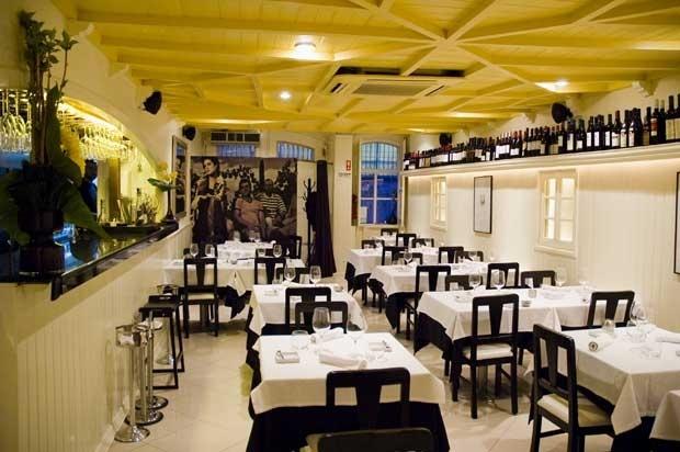 Lisboa - Restaurante 100 Maneiras - 35€