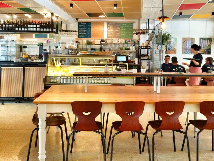 Chicago café restaurant Bruxelles rue de Flandre par The Foodalist