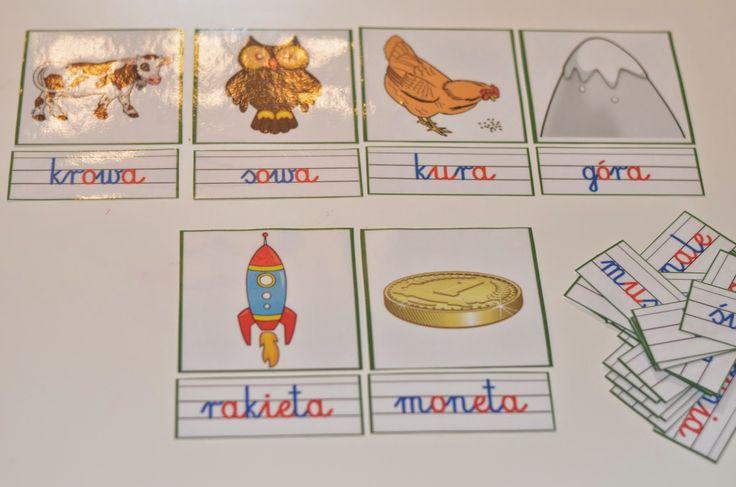 Znalezione obrazy dla zapytania pismo drukowane w którym litery są proste