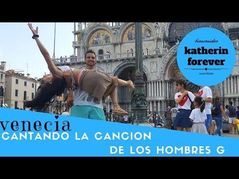 Venecia hombres g ... italia (msc magnifica) - YouTube