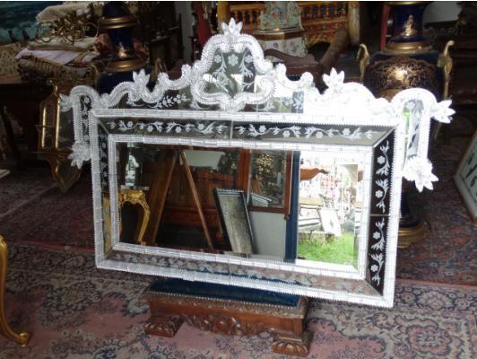 Zrcadlo obdelníkové