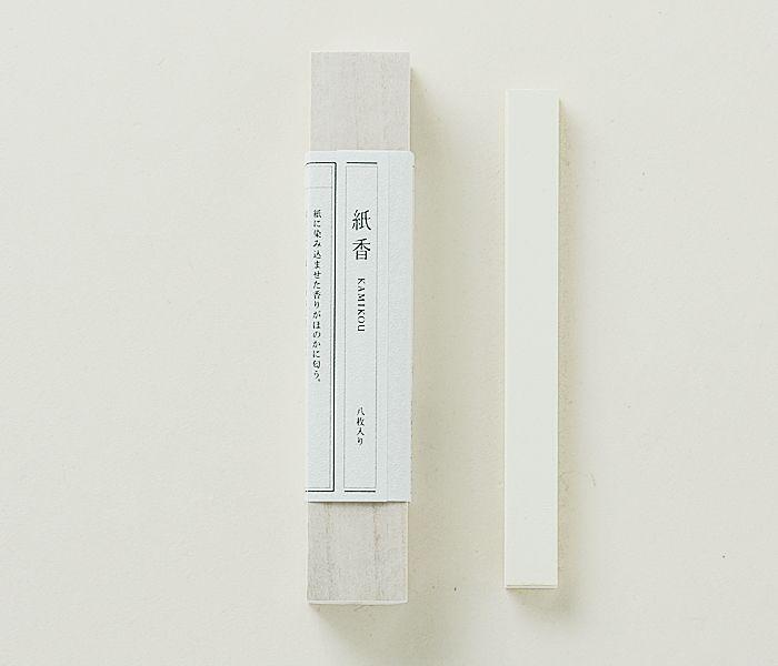 《粋更kisara》107-中川政七商店【紙香】  【包装】【のし】