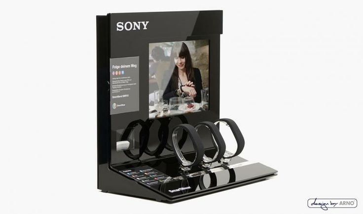 Sony SmartWear  Display - by ARNO Group