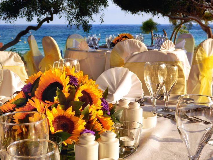 With breathtaking views of the Mediterranean, on one of the island's most privileged settings, the Grecian Bay Hotel will ensure that your special day will be full of romantic memories. Our wealth of experience will guarantee these memories will last a lifetime.