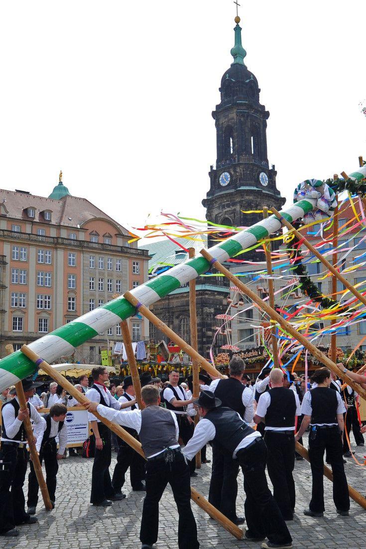 """Der 1. Mai, der """"Tag der Arbeit"""": Das müssen Sie über Deutschlands seltsamsten Feiertag wissen"""