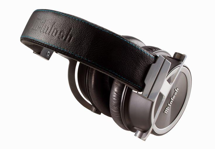 #McIntosh #MHP1000 - #Casque-audio circumaural très haut-de-gamme | Jean-Marie Gall.com