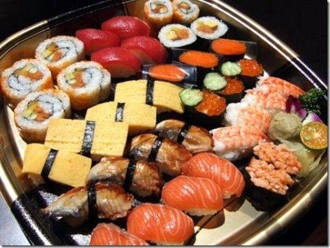 Приготовление суши в домашних условиях. Очень подробный пошаговый рецепт!!!