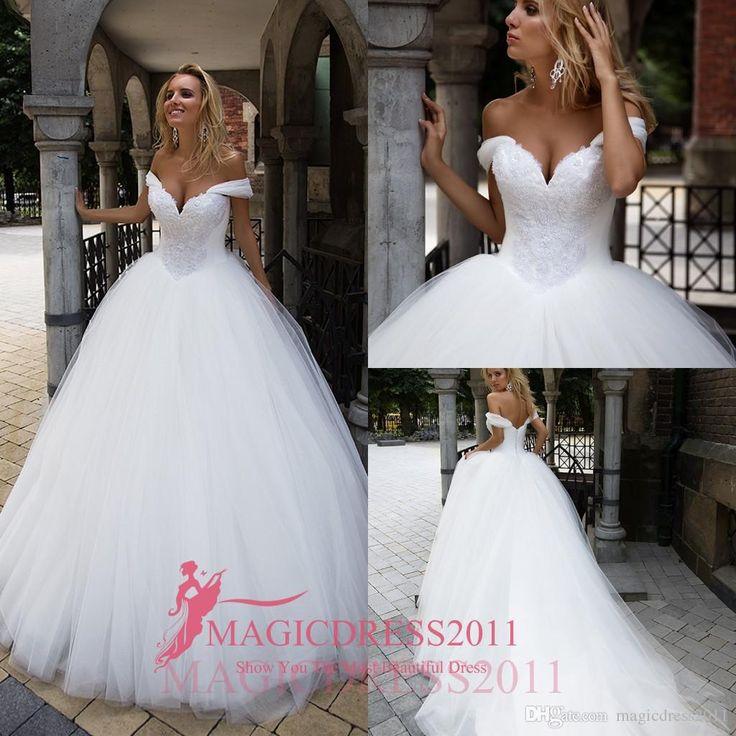 750 Best Romantic Beach Boho Vntage Garden Wedding Dresses Bridal - Garden Wedding Dresses