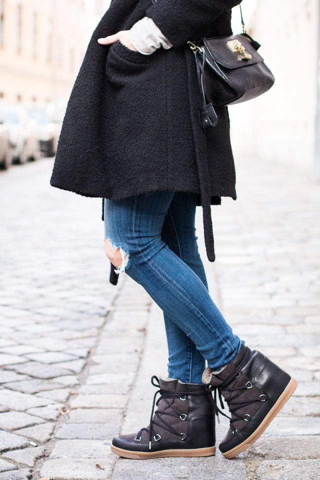 outfit splurged passport isabel marant and boots. Black Bedroom Furniture Sets. Home Design Ideas