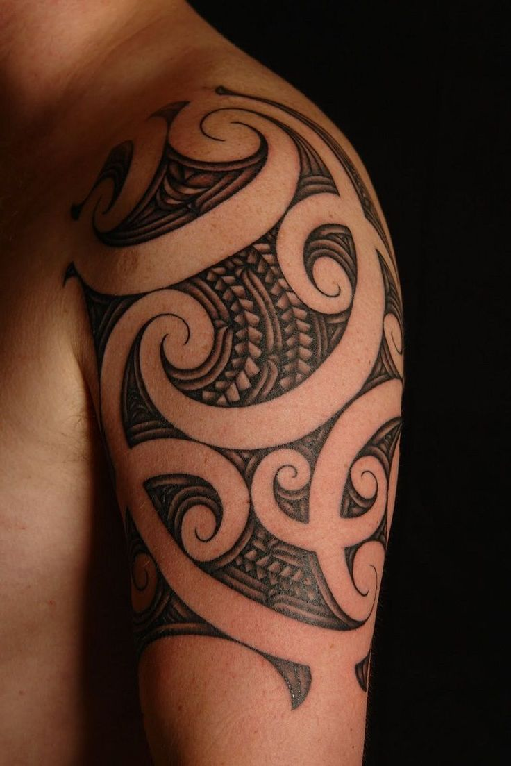 Molto Oltre 25 fantastiche idee su Tatuaggi maori su Pinterest  GX23
