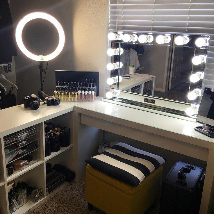 Diy Makeup Vanity. Makeup Vanity Table Ideas 51 Makeup Vanity ...