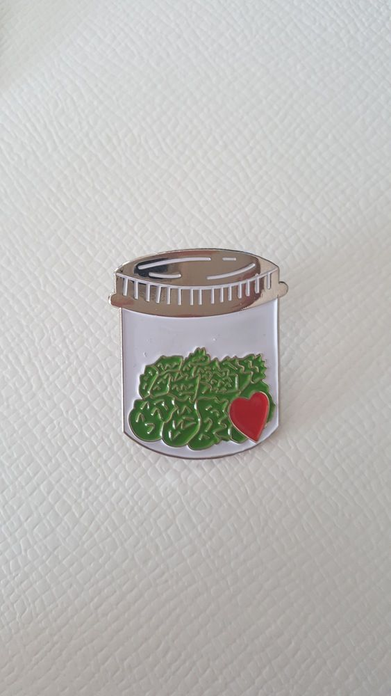 Image of 420 Love Pin!