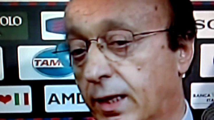 Moggi: Lacrime & Condanna Calciopoli Iniziò Tutto Cosi.. 08-11-2011