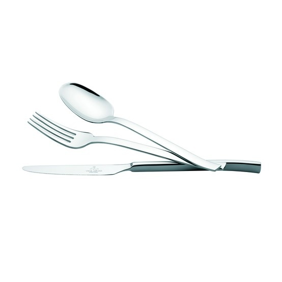 PLAZZA - 114 Piece set with canteen or 130 Piece set with canteen