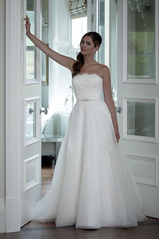 Veromia Dzage Wedding Dress Ds31577