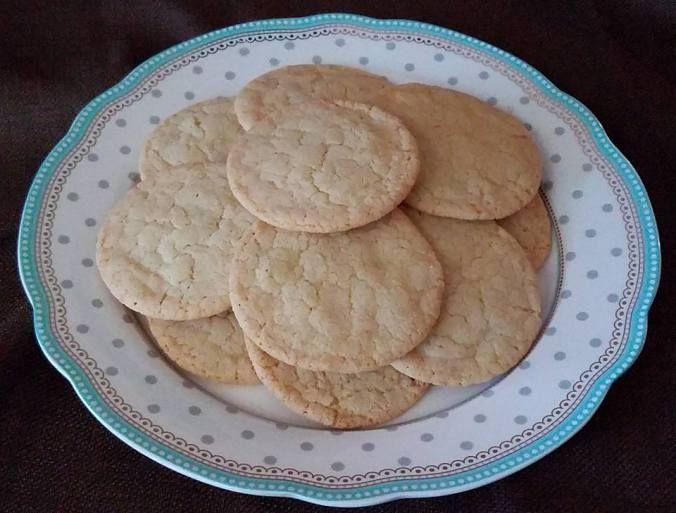 Shrewsbury Cakes - aka Sugar Cookies
