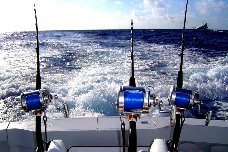 Deep Sea Fishing #yacht  http://marcaliyacht.com/