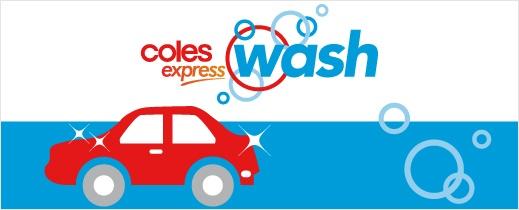 Coles Express Car Wash