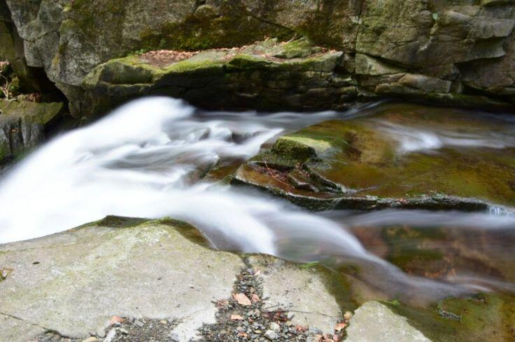 Satinské vodopády, Malenovice