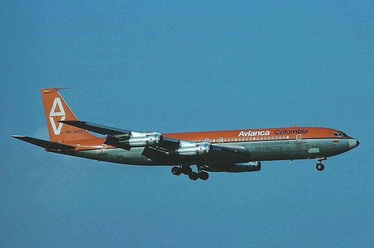 Avianca 707