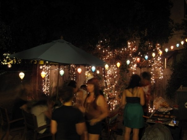 SENSA BBQ Fairy Lights Pretty Up Any Backyard