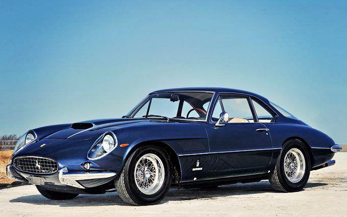 Ferrari 400 SuperAmerica 1962