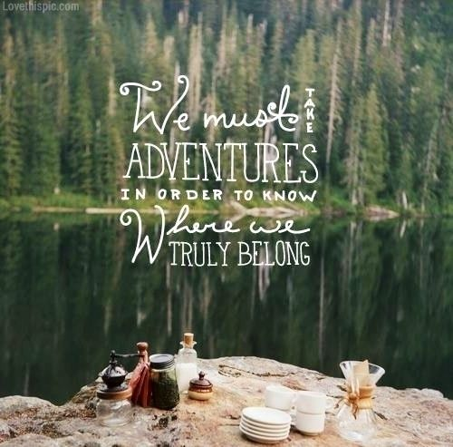 Quotes On Adventure: 106 Best Outdoor Quotes Images On Pinterest