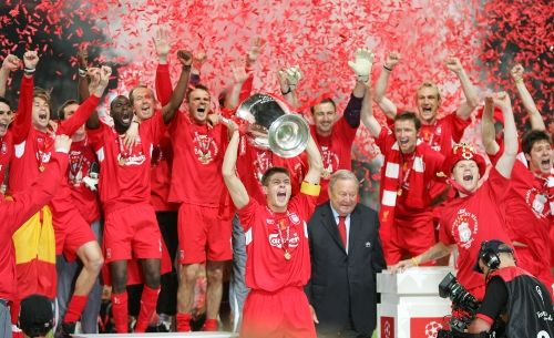 In Istanbul we won it five times