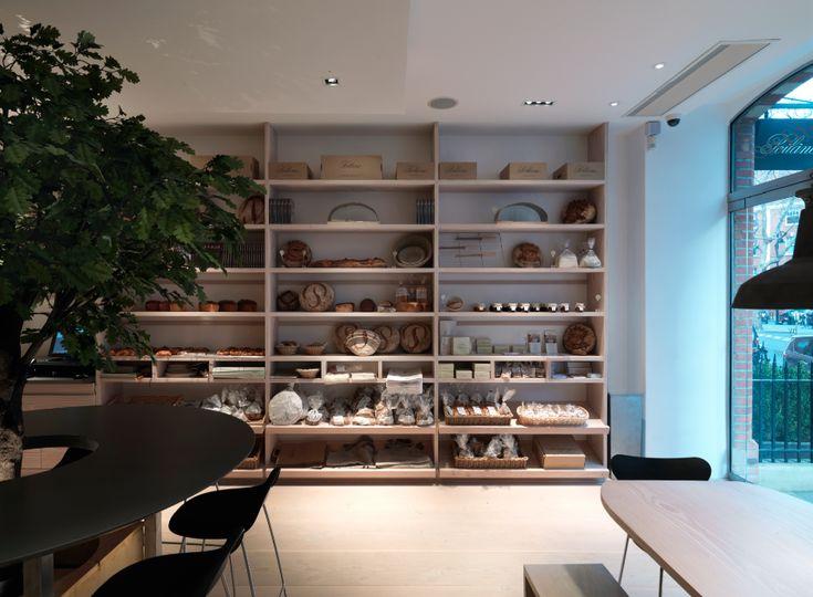 Cusine de Bar, Poilâne >>> Cadogan Gardens, London