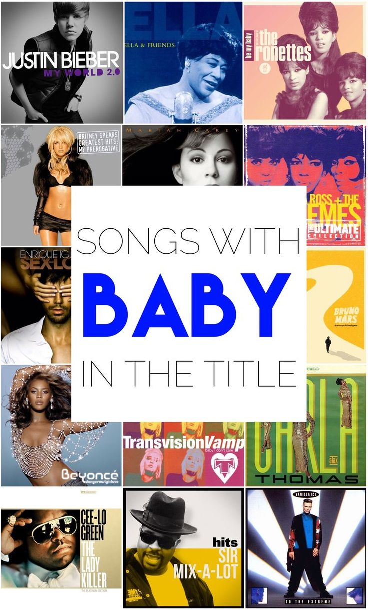 Songs With Baby In The Title, Heather Rowland on hefafa.me.uk // Published 13th September