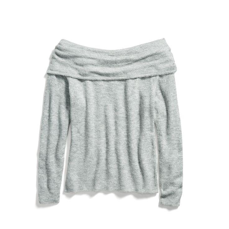 Stitch Fix Fall Stylist Picks: Off Shoulder Sweater
