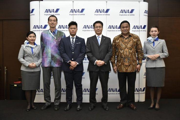 All Nippon Airway Tambah Jumlah Penerbangan Jakarta  Tokyo