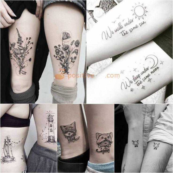 The 25+ best Best friend tattoos ideas on Pinterest | Matching ...
