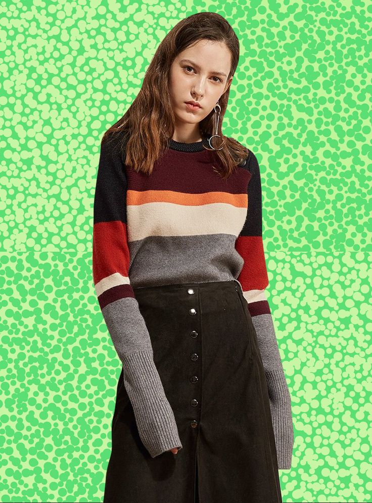 30 Sweaters To Cozy Up In This Fall #refinery29  http://www.refinery29.com/2016/10/126767/best-sweaters-winter-layering