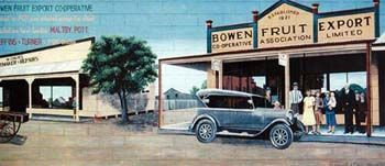 Bowen has 19 Murals they are proud of