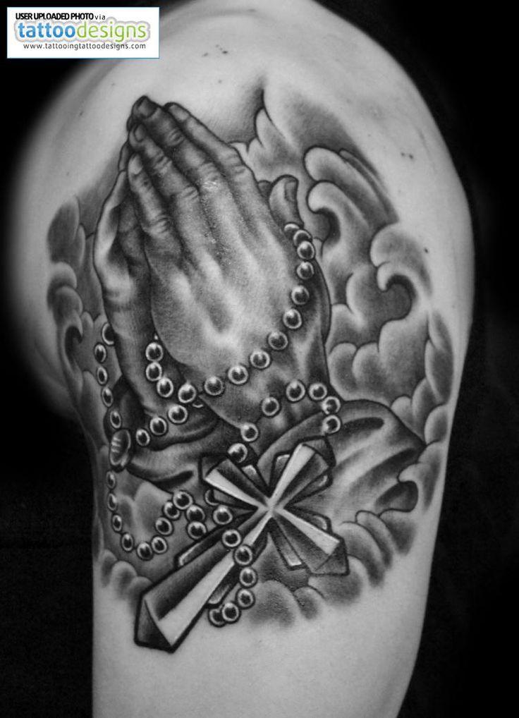 praying-hands-inspiration-design-tattoos.jpg (752×1041)