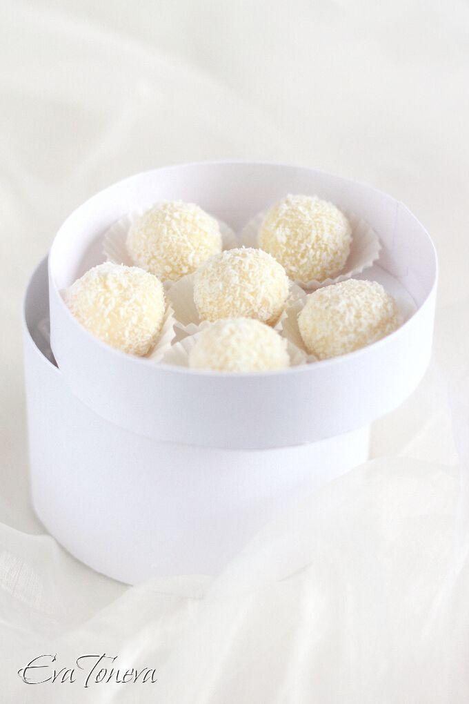 Pina Colada Truffles
