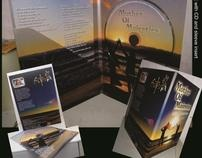 Cd & DVD designed and printed, via Behance