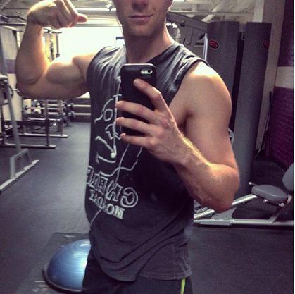 Nathaniel Buzolic + muscles *yummy yum* :P | Nate Buzz is ...