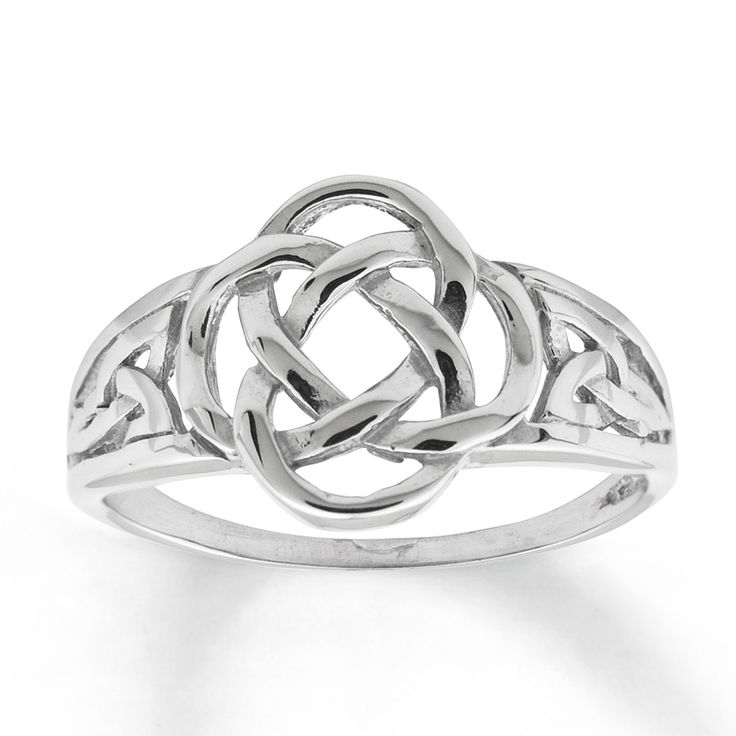 celtic knot ring - jared