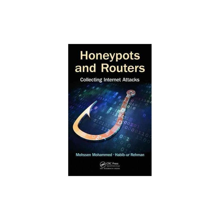 Honeypots and Routers : Collecting Internet Attacks (Hardcover) (Mohssen Mohammed & Habib-ur Rehman)