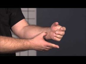 self accupressure for carpal tunnel/wrist tendonitis