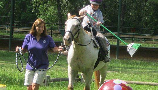 PATH International (Professional Association of Therapeutic Horsemanship)