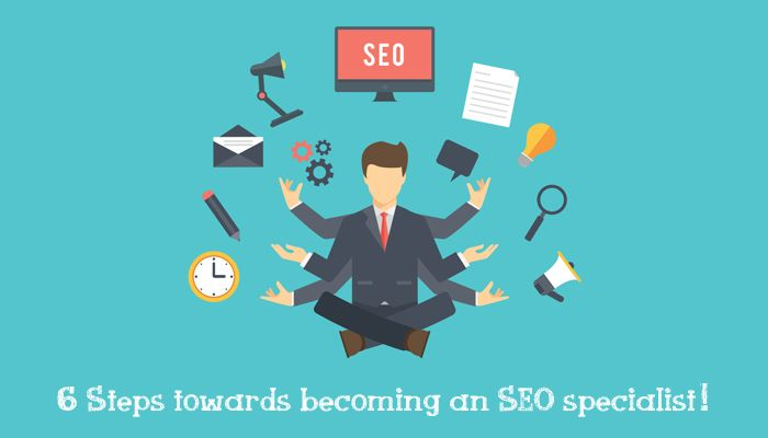 Becoming an SEO specialist is not an easy as it requires a lot of hard work, technical knowledge, research and training.