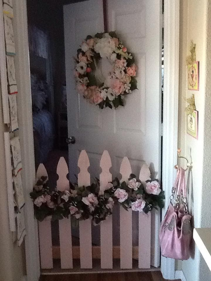 Entrance to little girls room