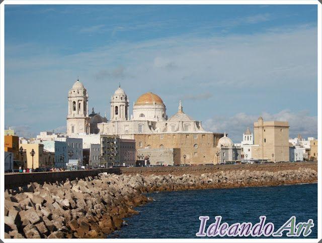 Catedral de Cádiz by IdeandoArt