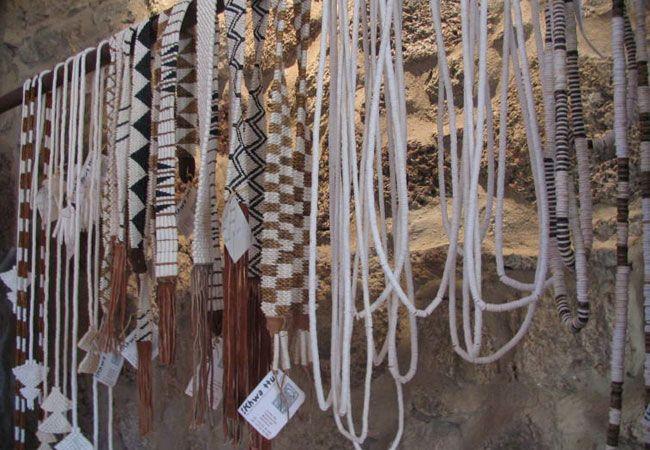 Arts & Crafts Shop at !Khwa ttu